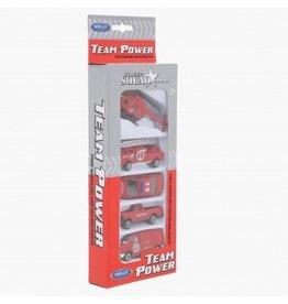 Team Power - Fire Set