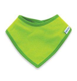 Bumkins Bumkins Waterproof Bandana Bib Green