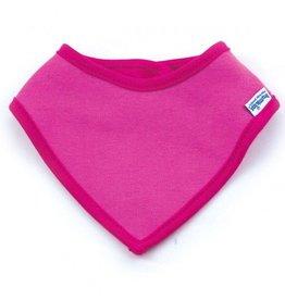 Bumkins Waterproof Bandana Bib Pink