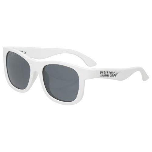Babiators Navigator Sunglasses Wicked White
