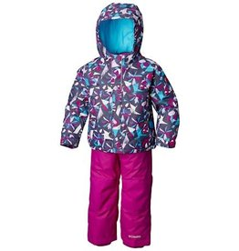 Columbia Buga™ Set Bright Plum Pinwheel Print