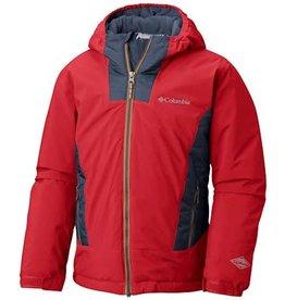 Columbia Wild Child™ Jacket Red Spark, Dark Mountain