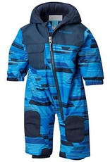 Columbia Hot-Tot™ Suit Super Blue Geo Print