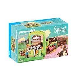 Playmobil Horse Box 'Abigail & Boomerang'