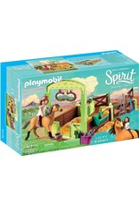 Playmobil Horse Box 'Lucky & Spirit'