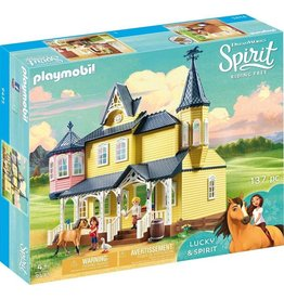 Playmobil Spirit Lucky's Happy House