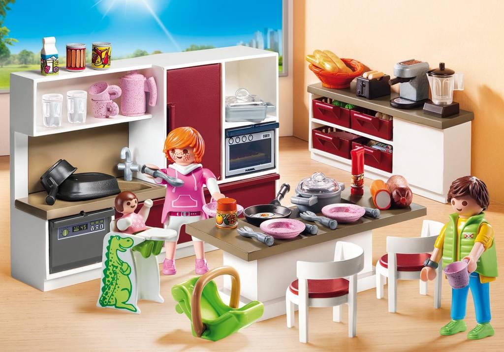 Playmobil Kitchen