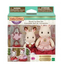 Calico Critters Dress Up Duo