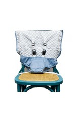 The Travel Seat - Steel Blue