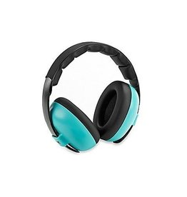 Mini Earmuff Aqua 0-2 year