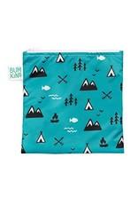 Bumkins Reusable Snack Bag Large Outdoors