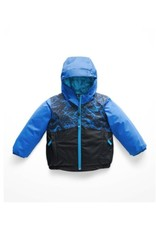 The North Face Toddler Snowquest Insulated Jacket Hyper Blue Granite Print