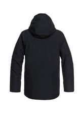 QUIKSILVER Quiksilver Mission Jacket Black