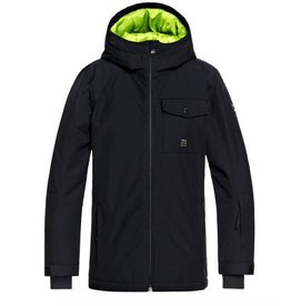 QUIKSILVER Quiksilver Mission Jacket Black