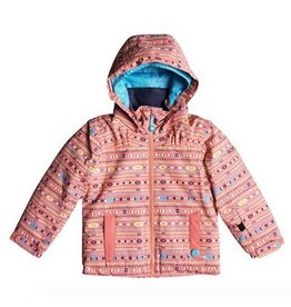 ROXY Roxy Mini Jetty Snow Jacket Pink