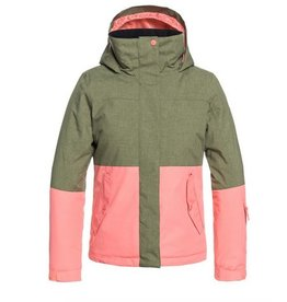 ROXY Roxy Jetty Snow Jacket Clover