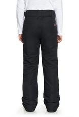 ROXY Roxy Backyard Girls Snow Pant Black