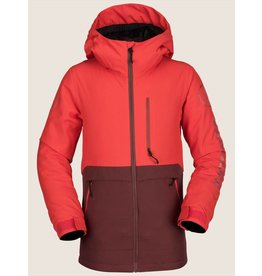 VOLCOM Volcom Holbeck Snow Jacket Red