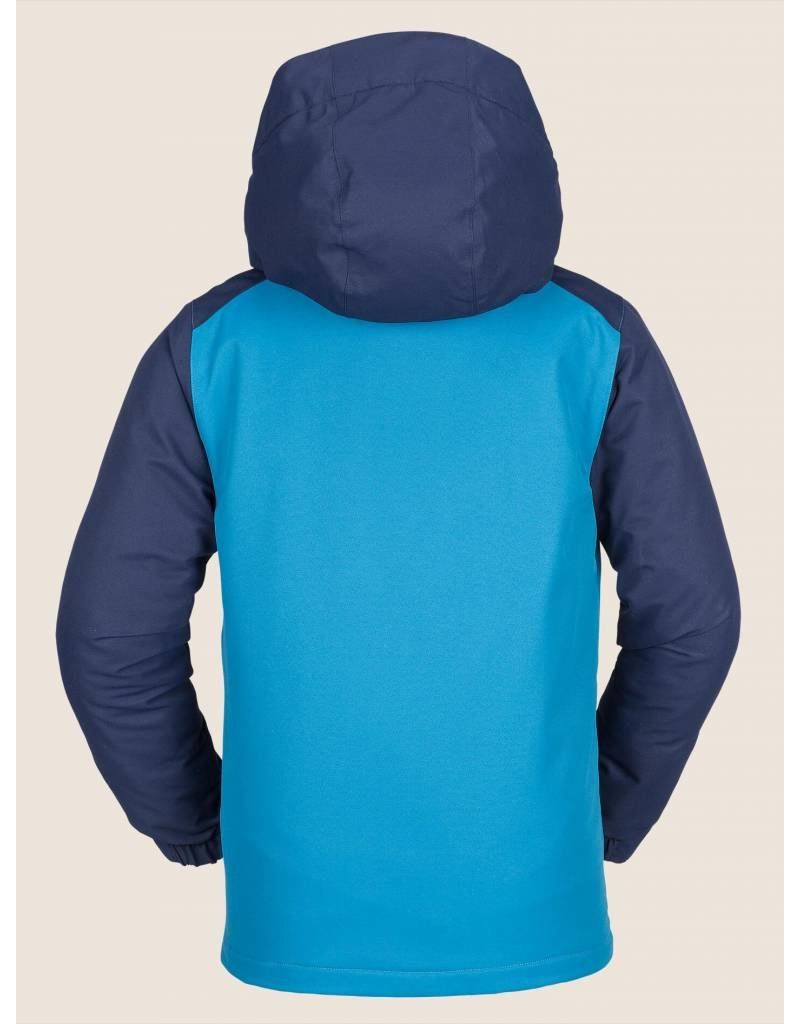 VOLCOM Volcom Vernon Kids Snow Jacket Blue