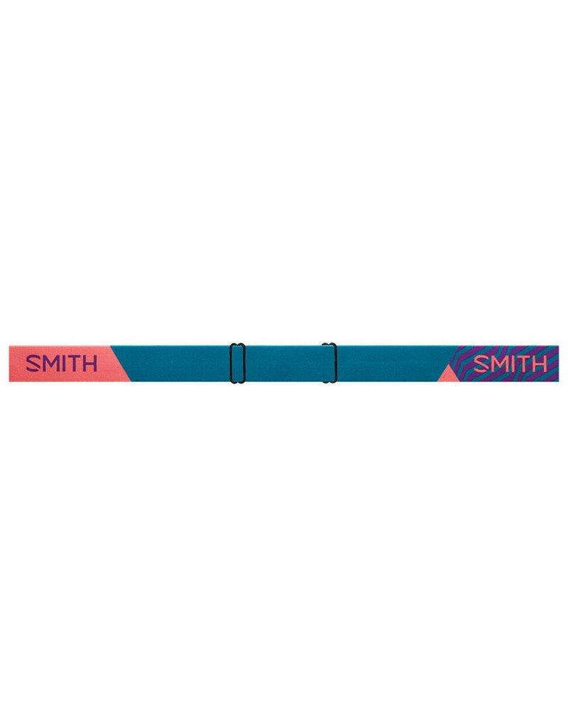 SMITH Smith Grom Jr. Snow Goggle Monarch Warp w/ Everday Violet Mirror Lens