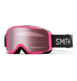 SMITH Smith Daredevil Jr. Goggle Crazy Pink Strike w/ Ignitor Mirror