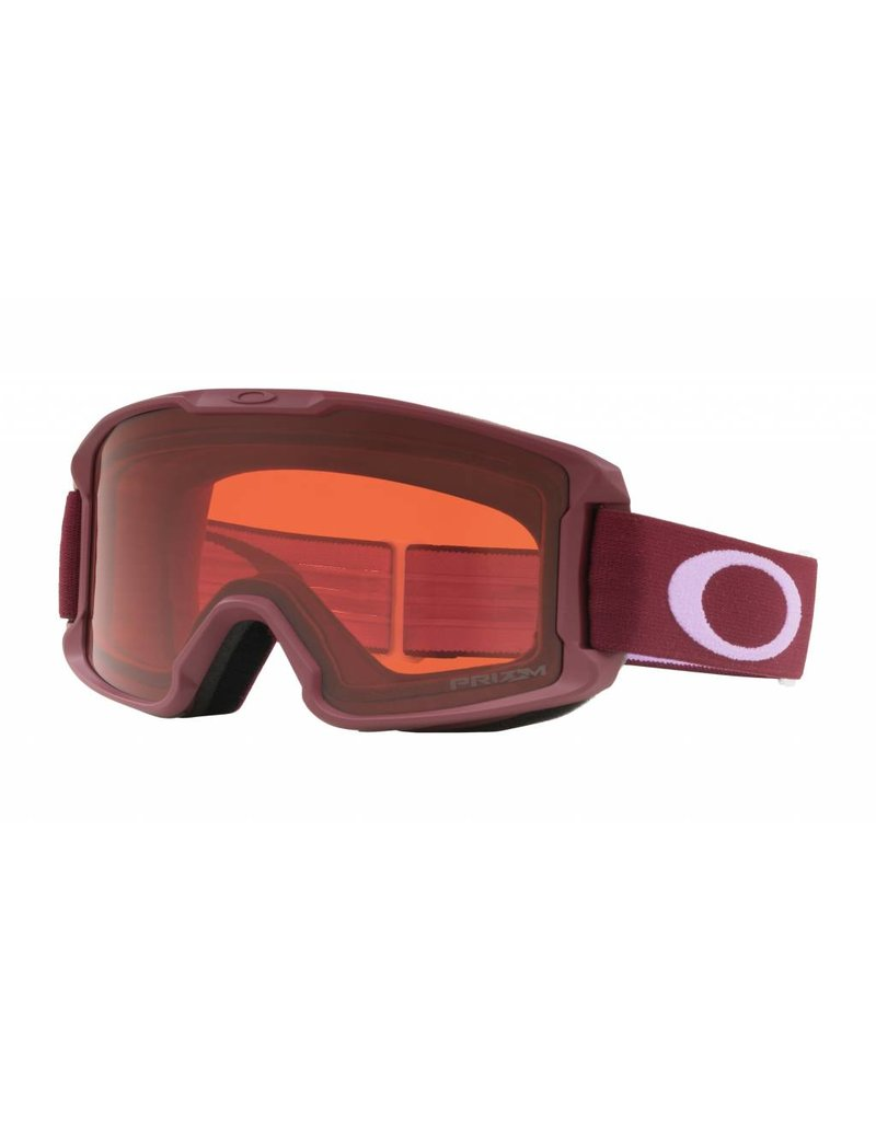 OAKLEY Oakley Line Miner Youth Snow Goggle Lavendar w/ Prizm Snow Rose Lens
