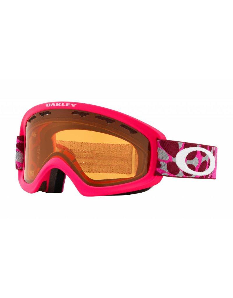 OAKLEY Oakley O2 XS OctoFlow Coral Pink w/ Persimmon Lens