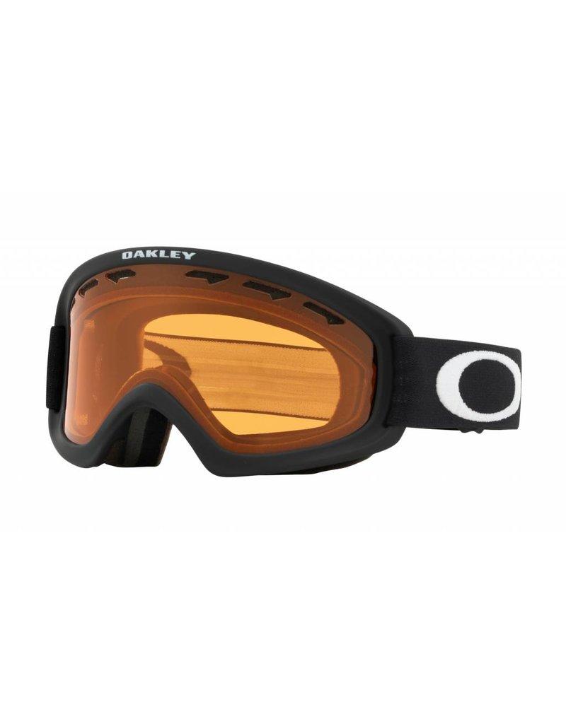 OAKLEY Oakley O2 XS Snow Goggle Black w/ Persimmon Lens