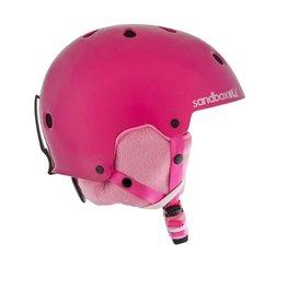 SANDBOX Sandbox Legend Ace Helmet Hot Pink