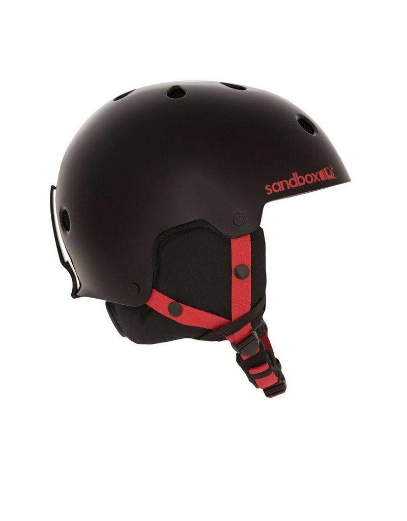 SANDBOX Sandbox Legend Ace Helmet Black