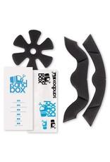 SANDBOX Sandbox Legend Snow Helmet Black Roses