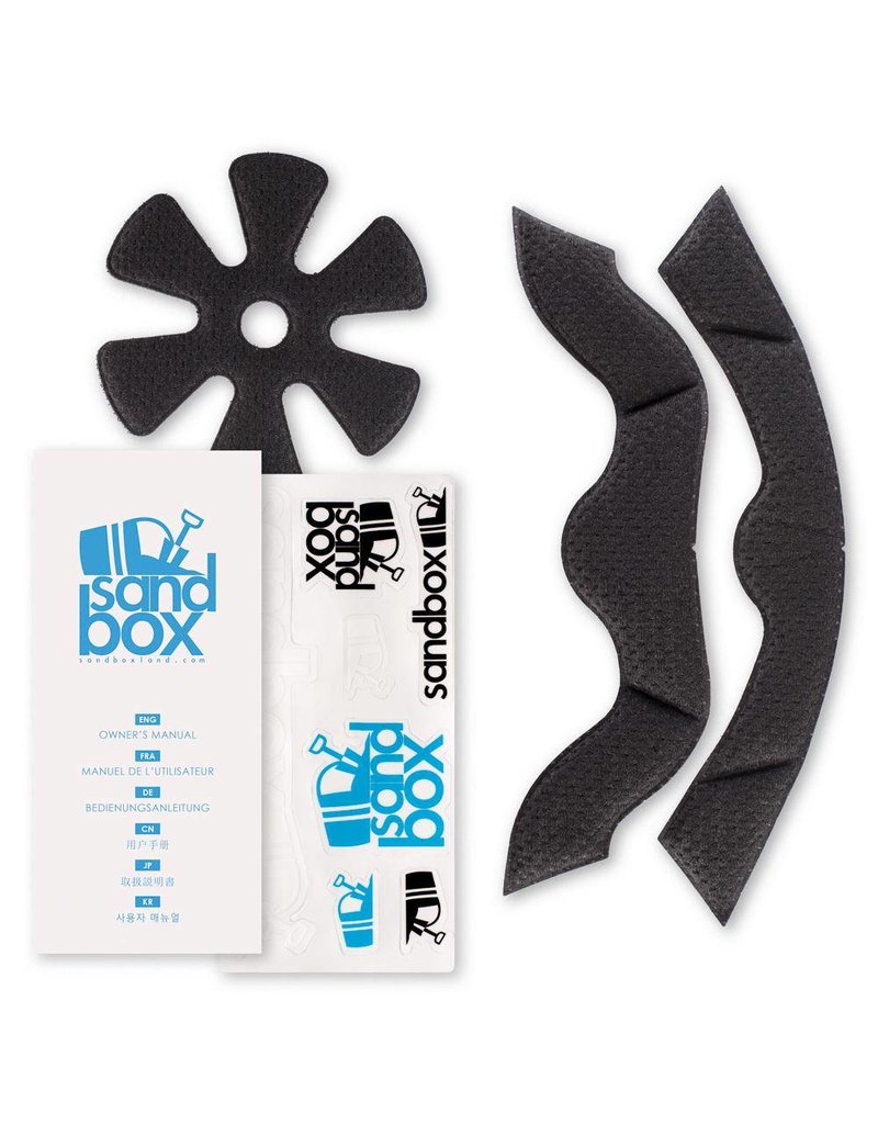 SANDBOX Sandbox Legend Snow Helmet MatteBlack