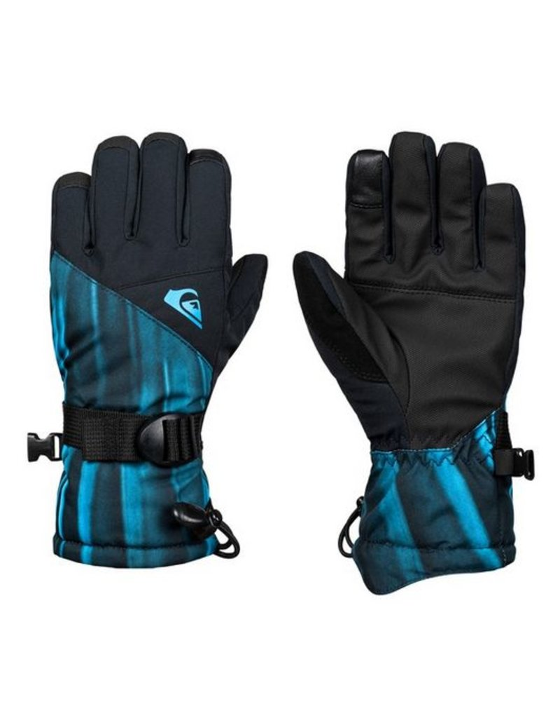 QUIKSILVER Quiksilver Mission Glove Daphne Blue Stellar