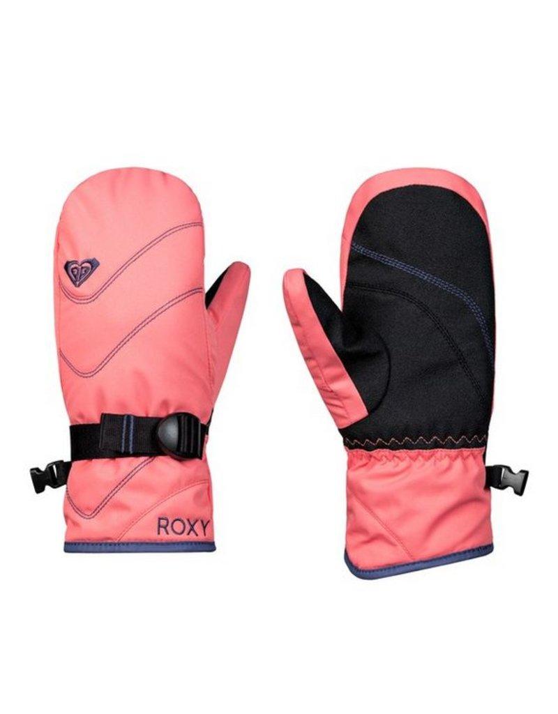 ROXY Roxy Jetty Mitt Shell Pink