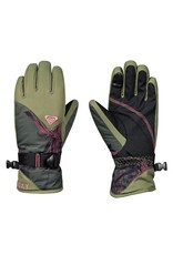 ROXY Roxy Jetty Glove True Black Swell Flowers