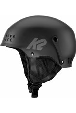 K2 K2 Entity Jr Snow Helmet Black