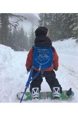 MDXONE MDXONE Kids Ski/Snowboard Training Harness Blue