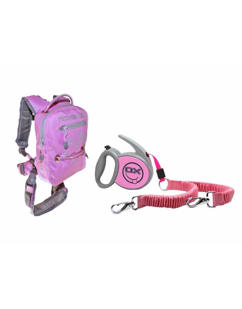 MDXONE MDXONE Kids Ski/Snowboard Training Harness Pink