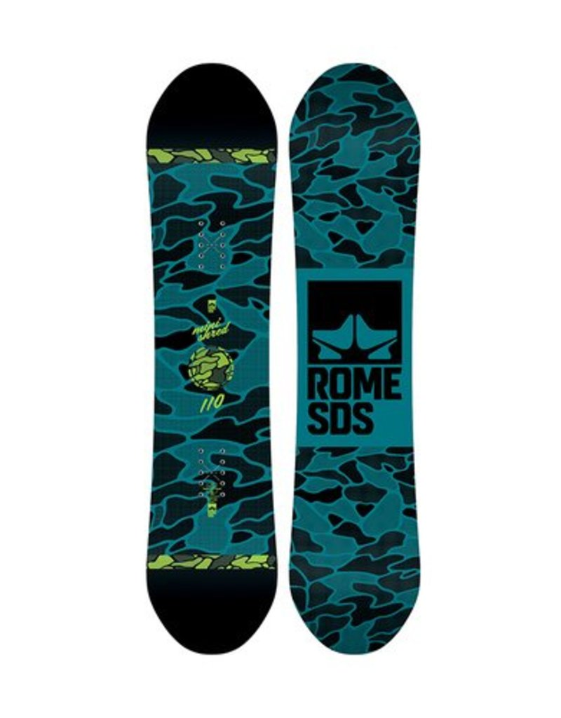 Rome MiniShred Kids Snowboard Board