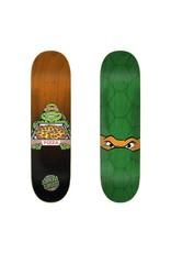 "SANTA CRUZ Santa Cruz x TMNT Michaelangelo 8.0"" Skateboard Deck"