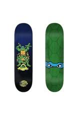 "SANTA CRUZ Santa Cruz x TMNT Leonardo 8.375"" Skateboard Deck"
