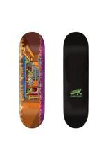 "SANTA CRUZ Santa Cruz x TMNT Arcade 8.5"" EverSlick Skateboard Deck"