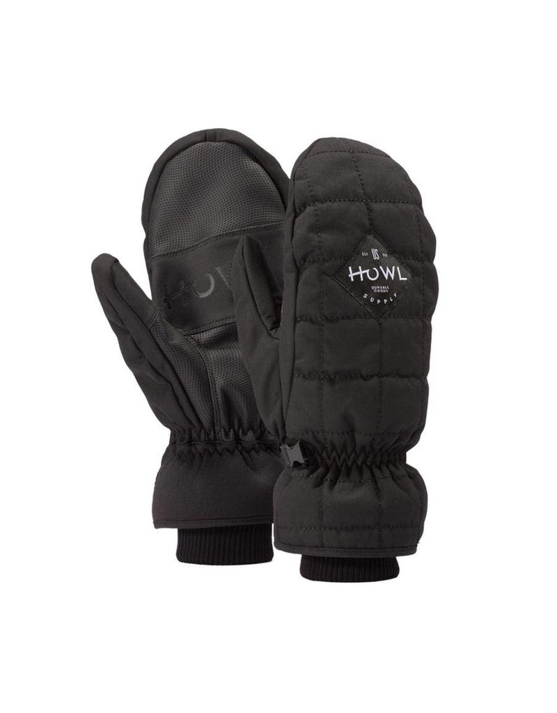 Howl Supply The Jed Mitt Black