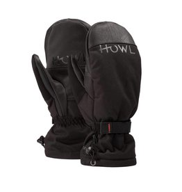 Howl Supply Network Mitt Black