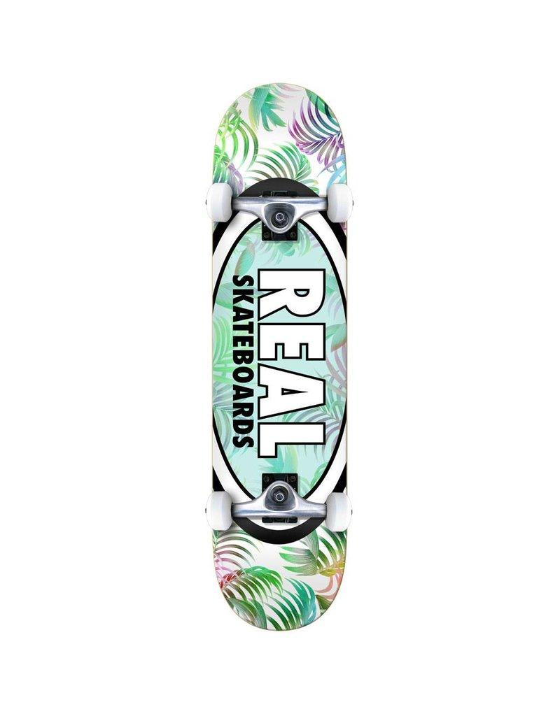 "Real Tropics 7.75"" Complete Skateboard"