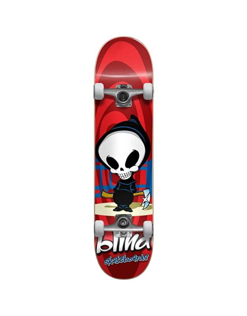 """Blind Retro Reaper 7.375"""" Complete Skateboard"""