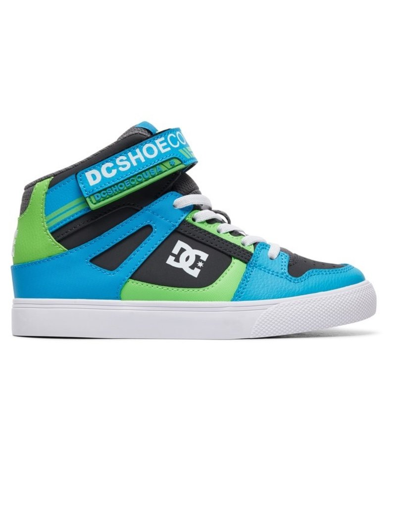 DC DC Pure HT Grey/Green/Blue