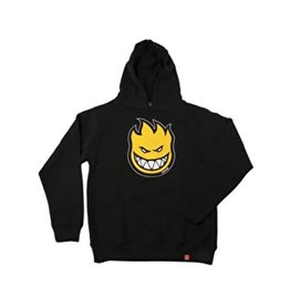 Spitfire Bighead Hood Black/Yellow