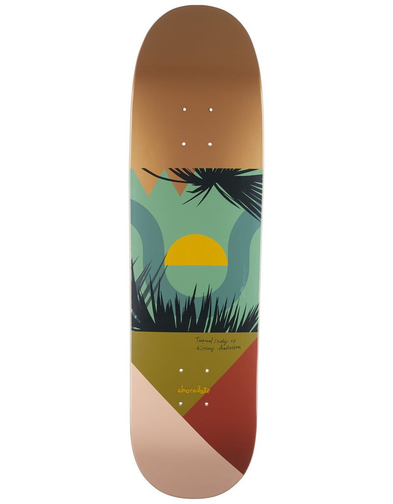 Chocolate Kenny Hecox Tropical 8.5