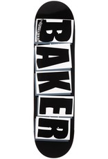 BAKER Baker Deck Brand Logo Black/White 8.25